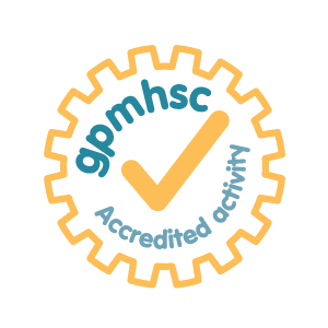 GPMHSC Accredited Activity
