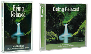 Being Relaxed 2 CD Set